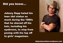 "A*J.D. / John ""Johnny"" Christopher Depp II"