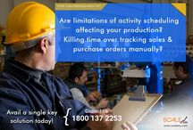 Production Planning & Scheduling Software
