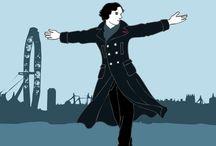 Sherlock / by Kathryn Cannon