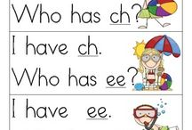 Phonics / by Ansley Eldred