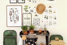 Bohem eclectic homes / Interiør