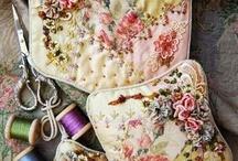 floral stitchingi
