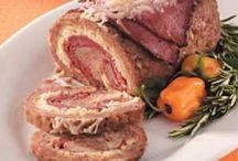 Beef Recipes / by Nicole Hebert