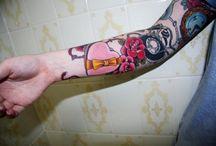 Tattoos  / by Andrea Leo Harbert