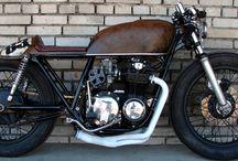 Cafe racer / Moto