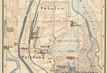 peta bogor tahun 1914
