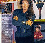 Sandra w czerni