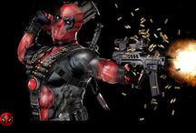 Dead pool / Dead pool at his finest  / by You Know! 0|||||||0