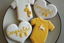 Cookies for baby birth