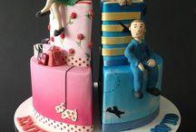dual cakes
