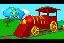 rail theme