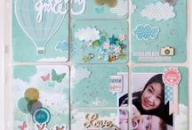 Pocket Scrapbooking / Project life