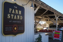 :market: / Farmstands and more