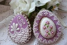 Easter cookies / cakes