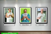 Winners Gallery / Photos of our winners that come in to store to collect their cash prizes