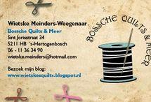 Nederlandse quiltwinkeltjes