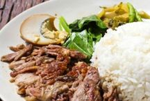 Polynesian Style Dishes