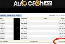 Auto cash App / make money online with this App