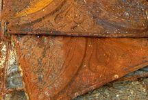 rusty stuffs / by Tori Bell