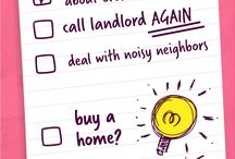 House Hunting/Buying / Housing