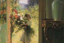 dreamy paintings