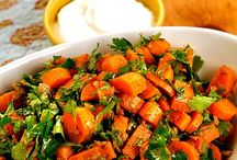 Spicy carrot salad / Carrot salad