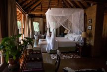 Camp Jabulani Lodge / Camp Jabulani's classic and elegant interiors seamlessly blend with the rugged African bushveld, providing a warmth and comfort that makes our guests feel completely at home.