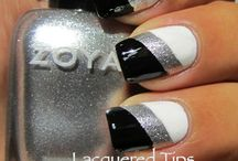 just too dazzling nails