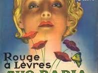 Vintage Beauty Ads & Covers  / by Jane Bradley