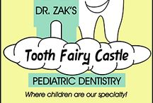 Dr. Zak's Tooth Fairy Castle