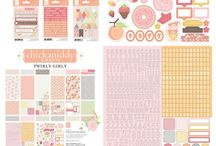 Chickaniddy Crafts / Heidi Sonboul's New (Dec 2013) Craft Business - Gorgeous Papercraft Collections  http://www.chickaniddy.com/Blog