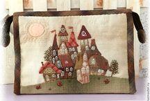 Japanese quilt bits