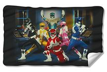 TeeShirtPalace Power Rangers