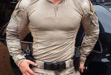 Military + Uniforms
