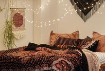 tapestry bedroom