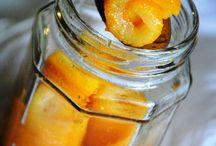 γλυκά του κουταλιού- μαρμελάδες-λικέρ
