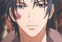 anime crushes! ♥ ❤