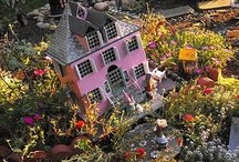 Fairy Gardens  / by Candy Waldman Crawford