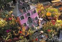 Fairy Gardens  / by Candy Waldman Crawford