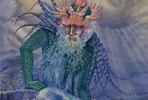 Deity / Gods, goddesses and other beings in the deva realms..