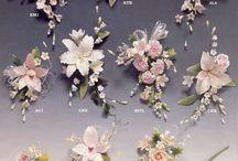 şeker hamuru çiçek arajman