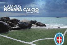NOVARA CALCIO / Sviluppo Website e ADV