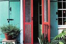 Doors / by Michelle Reid Lee