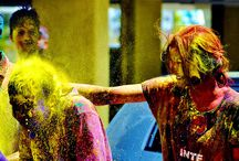 Colorful Festivals / by Always Outbound Travel