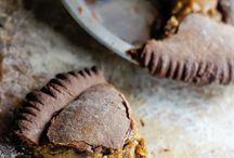 Sweet Tooth Fall / Fall conjures up its own flavor- tastes and smells.  Pumpkin pins galore!