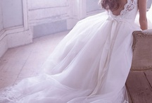 White dresses..
