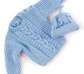 Knitting / Raspberry stitch