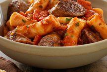 Italian food theme