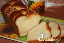 хлеб и булочки