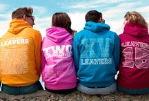 Hoodies and Sweeties 2015 / School, College, and University Leavers Hoodies. Custom printed and embroidered hoodies for school leavers from www.leavershoodies.com